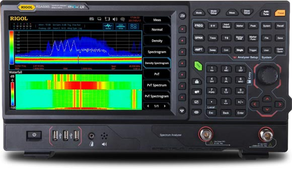 RSA5000 Real-Time Spectrum Analyzers
