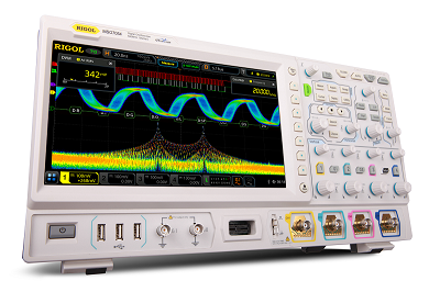 RIGOL Announces New 7000 Series Digital Oscilloscope