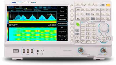 RIGOL Announces Expansion of RF Portfolio with Introduction of RSA3000E Real-Time Spectrum Analyzer