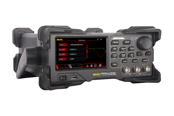 RIGOL Extends Portfolio of Affordable 16Bit Arbitrary Function Generators with New DG2000 Series