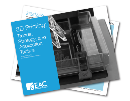 3D Printing: Trends, Strategy, and Application Tactics