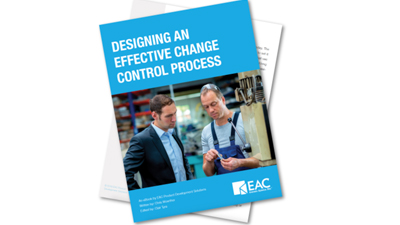 Designing an Effective Change Control Process