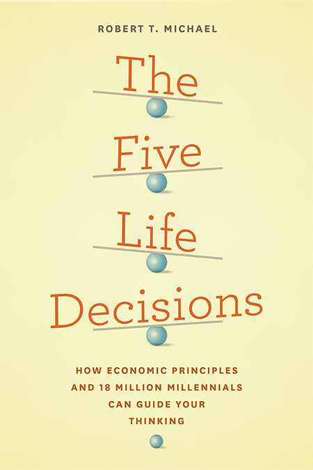Review of The Five Life Decisions by Bob Michael