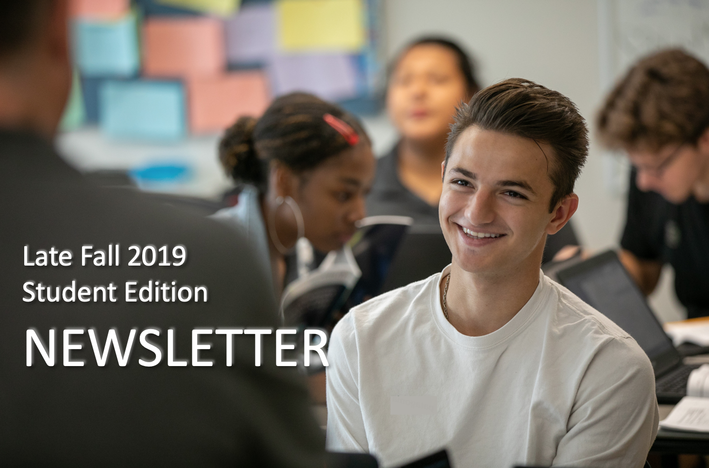 Late Fall 2019 Newsletter